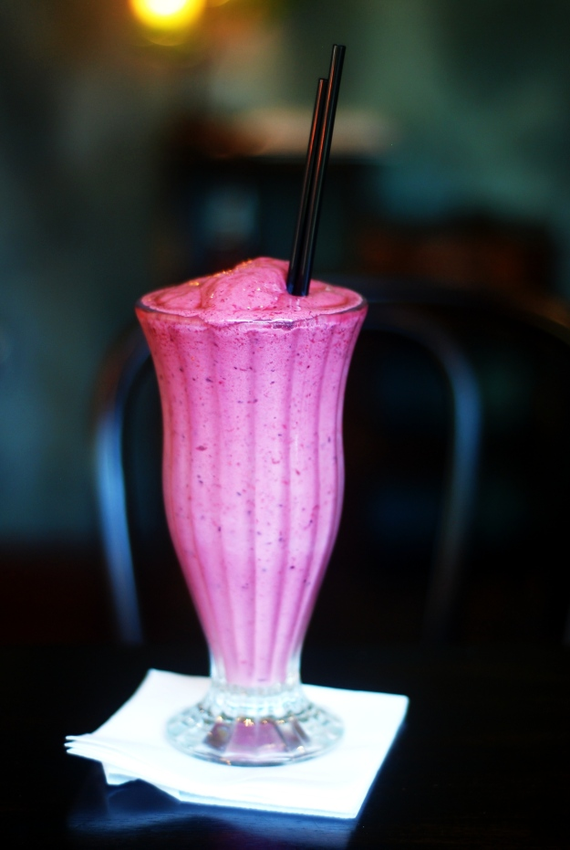 Berry Smoothie - $6.9